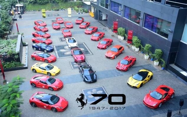 Ferrari-70-Mumbai